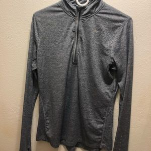 Nike dry fit running pull over